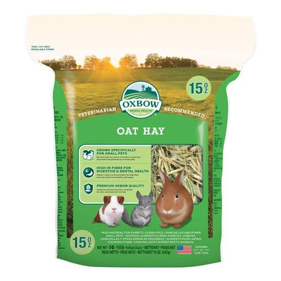 Oat Hay หญ้าโอ๊ต