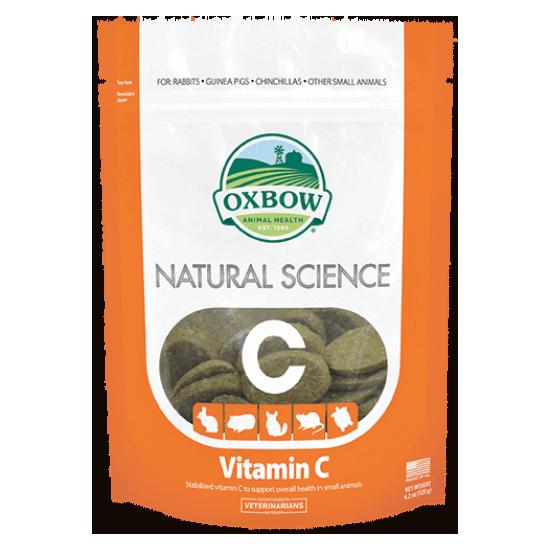 Natural Science Vitamin C