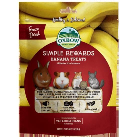 Simple Rewards Banana Treats