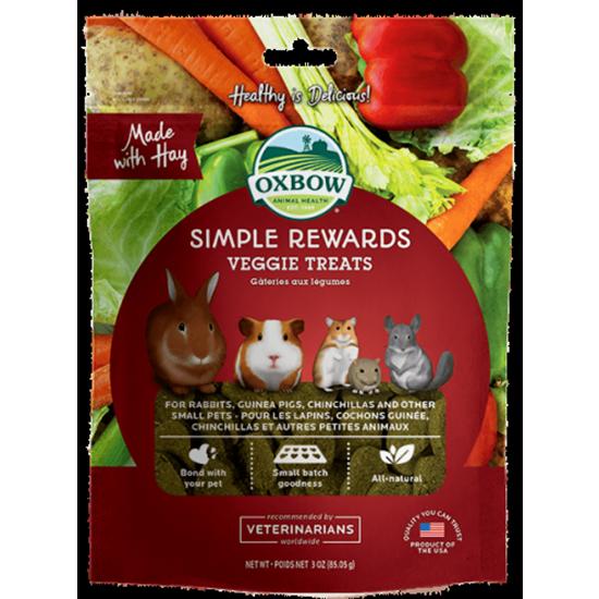 Simple Rewards Veggie Treats
