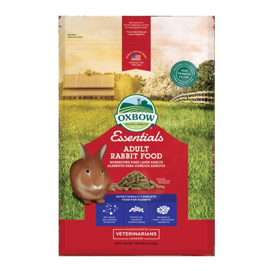 Essentials – Adult Rabbit Food