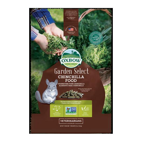 Garden Select - Chinchilla Food