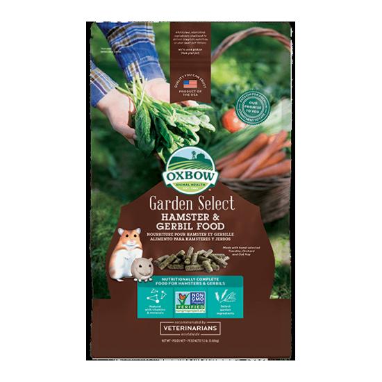 Garden Select Hamster & Gerbil Food