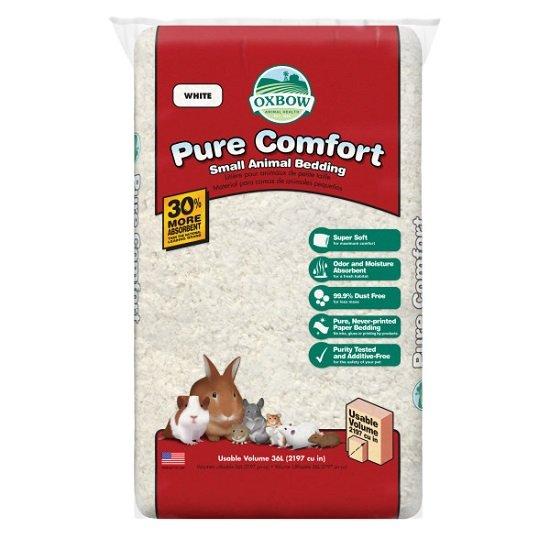Pure Comfort White